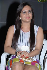 Aksha Pardasany at Gola Seenu Audio Release