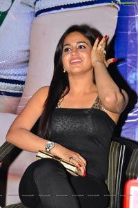 Aksha Pardasany at Rye Rye Platinum Disc