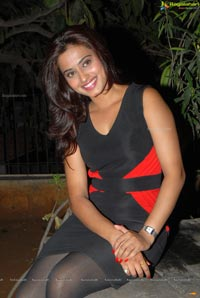 Dimple Chopade @ Romance Teaser Launch