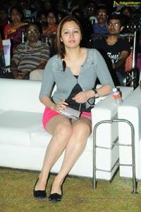 Jwala Gutta Back Bench Student