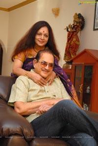 Ghattamaneni Krishna Vijaya Nirmala Photos