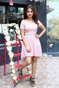 Manali Rathod Pink Frock
