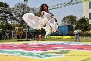 Sanjjanaa Bang Bang Holi Fest 2018