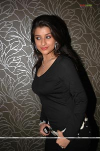 Madhurima at Tolly 2 Holly Film Press Meet