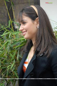 Tamanna at KIKK Success Meet