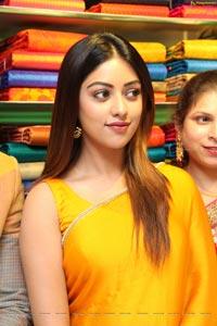 Anu Emmanuel in Yellow Saree