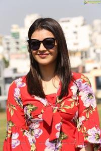 Heroine Kajal Aggarwal