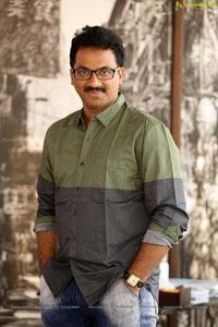 Bhaagamathie Director Ashok