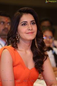 Raashi Khanna Tholi Prema
