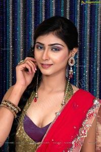 Indian Princess 2012 Nikita Sharma Studio Shoot