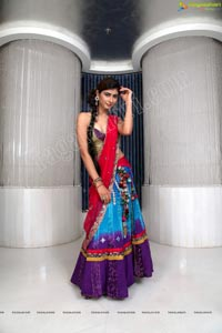 Indian Princess 2012 Nikita Sharma Studio Shoot