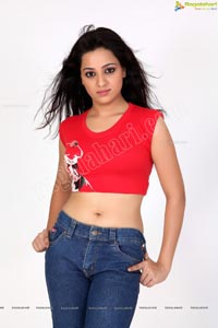 Ee Rojullo Reshma Studio Shoot
