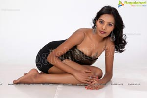 Model Hema Ragalahari Studio Shoot