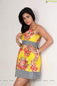 Shraddha Das in Short Gown - Ragalahari Studio Shoot