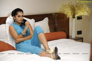Airtel Model Taapsee Poster Size Photos