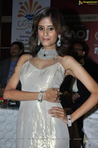Photos of Model Anukriti Sharma at AOJ Media-HIGJE Function