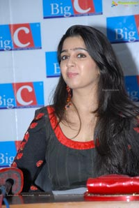 Charmi at Big C 2012 Ashadam Sale Success Meet
