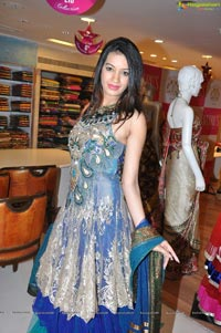 Diksha Panth at Hyderabad Neerus