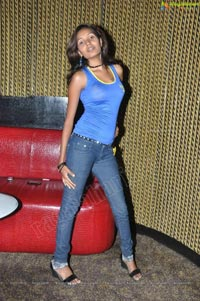Hyderabad Model Hema at Kismet Pub Photos