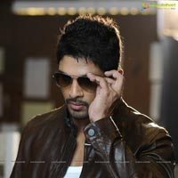 Photos of Stylish Star Allu Arjun in Julayi