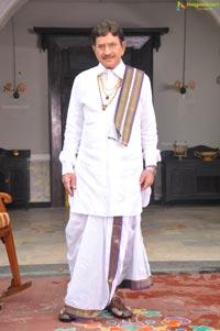 Ghattamaneni Krishna at Sukumarudu Press Meet