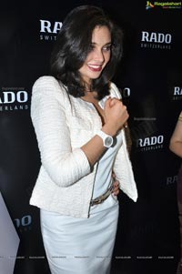 Photos of Lisa Rani Ray at Hyderabad Rado Store Launch