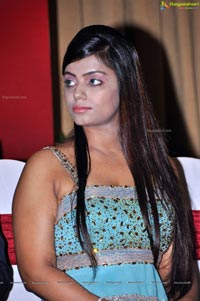Photos of Model Namrata Dixit at AOJ Media-HIGJE Function