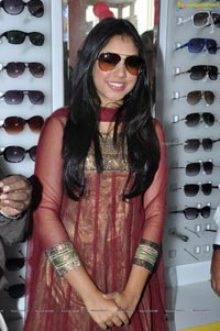 Niti Taylor at KSR Eyewear Hyderabad