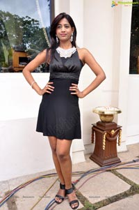 Photos of Model Sania at AOJ Media-HIGJE Function
