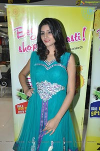 Hyderabad Model Shamili at Zooni Centre Photos