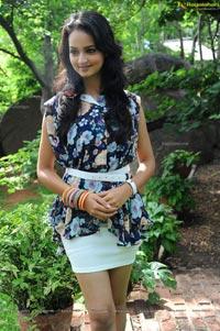 Adda Heroine Shanvi