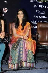 Heroine Srushti at April Fool Press Meet