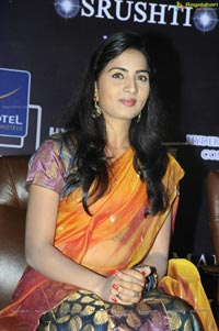Heroine Srushti at April Fool Press Meet