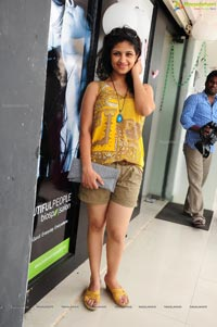 Photos of Supriya at Bio Spa Salon Launch Hyderabad