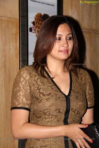 Jwala Gutta at Hyderabad Fashion Week 2013