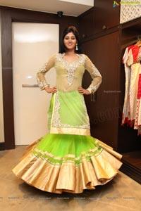 Shamili at Sasya Creative Collection Launch