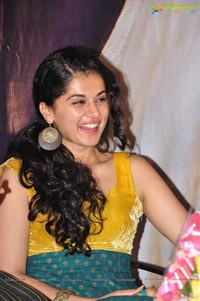Taapsee in Sleeveless Dress