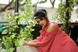 Ashmita Karnani in Jeans