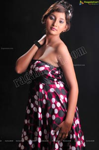 Photos of Model Vinny in Hot Frock
