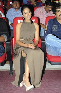 Ileana at Devudu Chesina Manushulu Audio Release Function