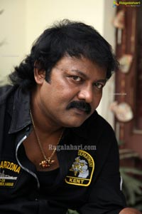 Director Producer Actor GV Sudhakar Naidu
