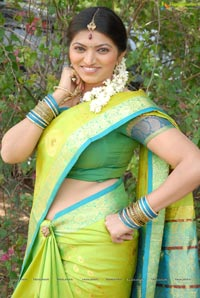 Keerthi Naidu Spicy Photos
