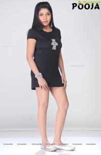 Telugu Model Pooja Portfolio