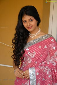 Beautiful Monal Gajjar in Pink Saree