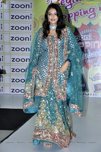 Nikitha Narayan at Zooni Centre Hyderabad