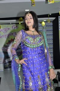 Pallabi Ghosh at Zooni Centre Hyderabad
