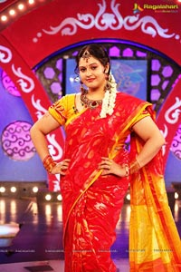 Raasi for Lukku Kikku in Zee Telugu