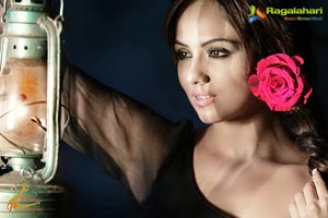 Sana Khan Portfolio Photoshoot