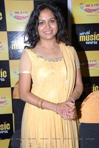Telugu Singer Sunitha Photos