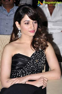 Tamanna at Julayi Audio Release